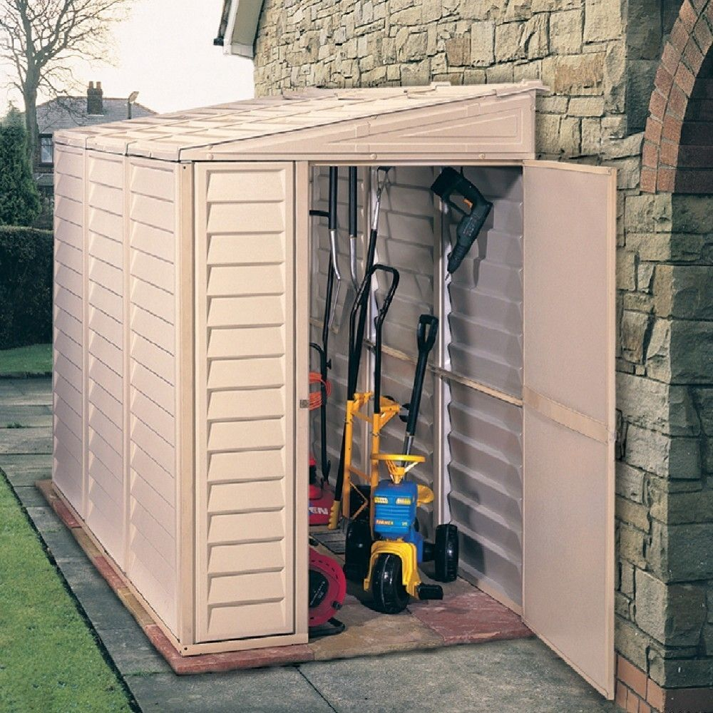 Backyard Storage Some Types Of Backyard Storage Solutions