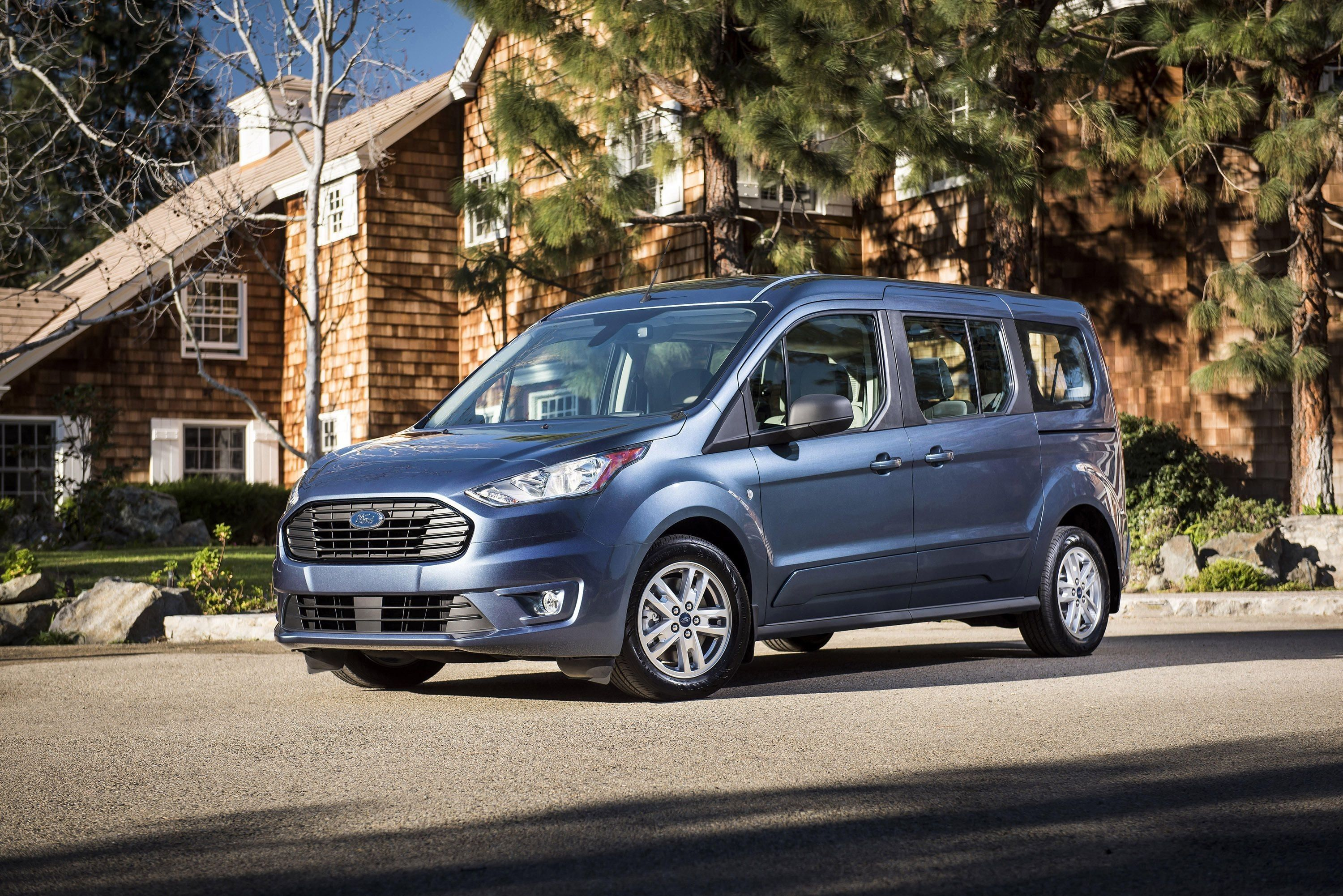 Ford Minivan 2019 Redesign And Price Ford Transit Mini Van Ford