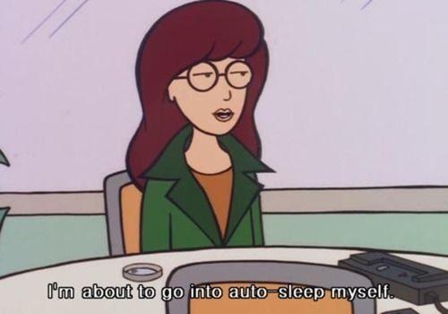 Daria... you are brilliant