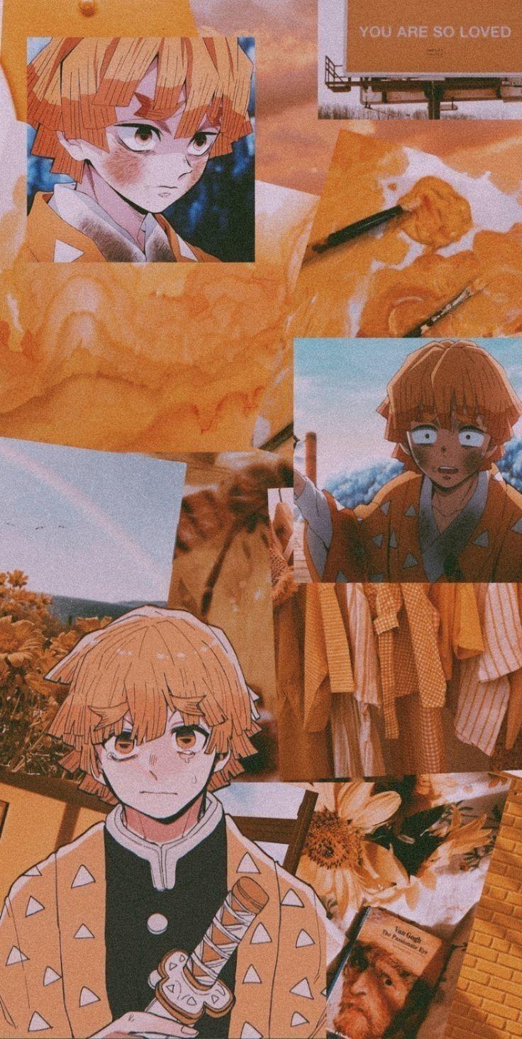 Cai Á»• Kimetsu No Yaiba Em 2020 Animes Wallpapers Personagens De Anime Wallpaper Animes