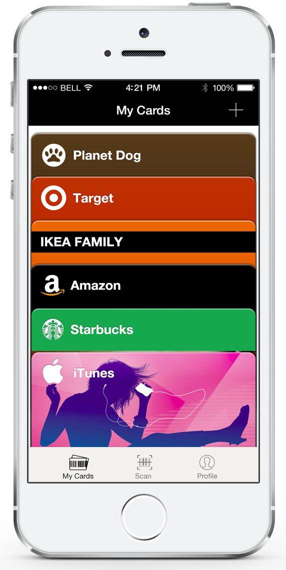 Loyalty Ios App Template In Swift Ui Idea Ios App App Ios
