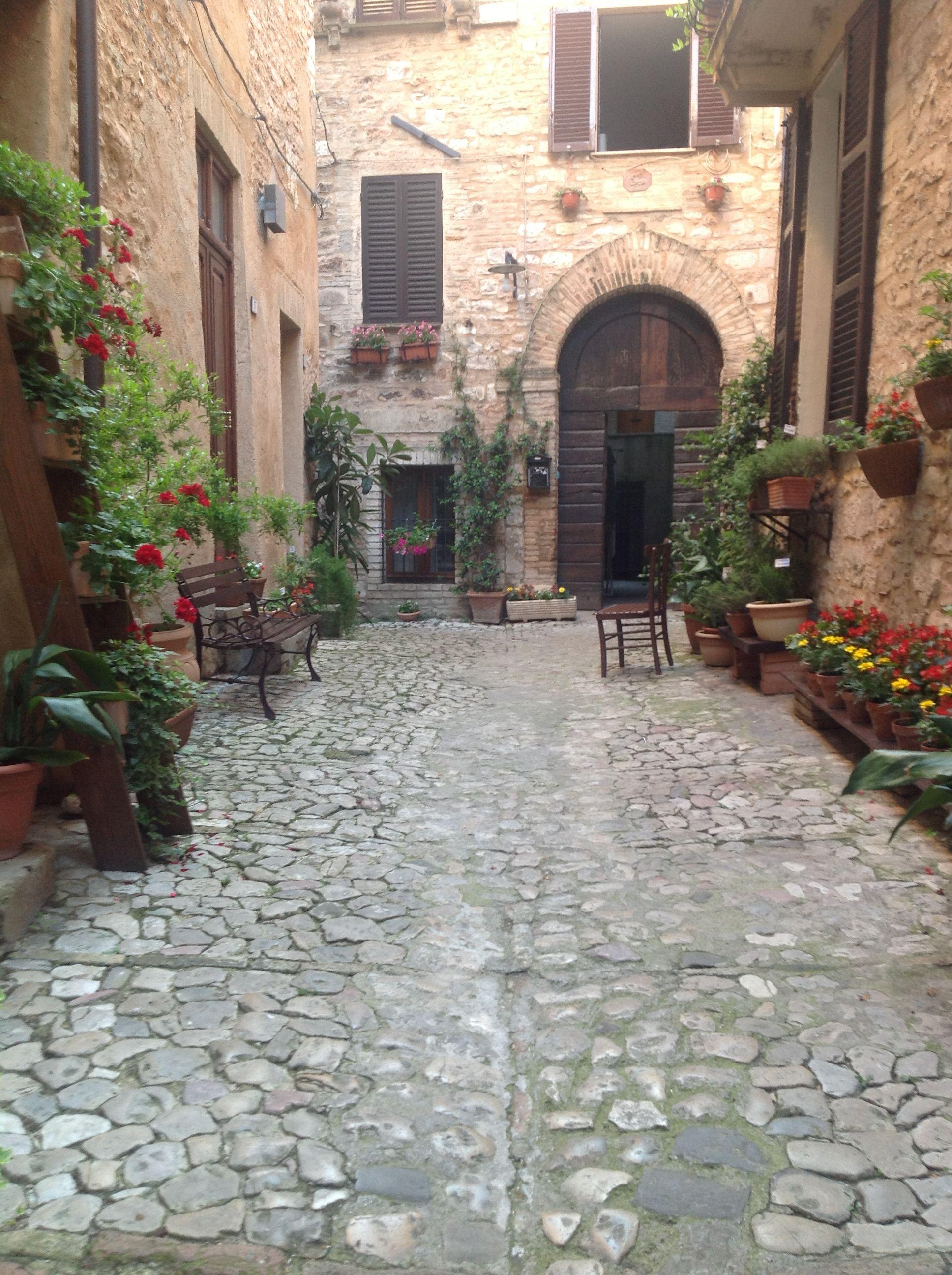 Garden Ideas 2013 tuscan garden 6/2013 half moon planters on wall | front door/porch