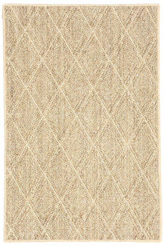 Diamond Sand Woven Sisal Rug Dash Albert Rugs Rugs