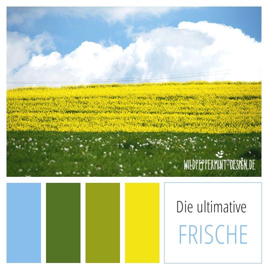 Wandfarben Farbpalette Gelb: Die Ultimative Frische-Farbpalette. Es Gibt Wohl Keine
