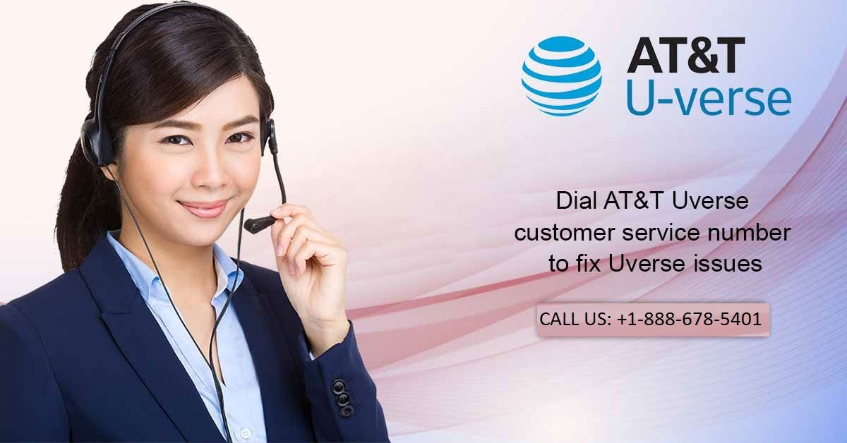 Att uverse customer service phone number to fix of
