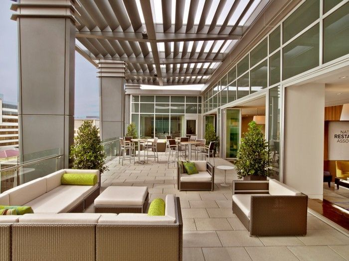 Image Result For National Restaurant Association Washington DC Rooftop Terrace Studio KitchenRooftop TerraceStore InteriorsDesign BlogsHome