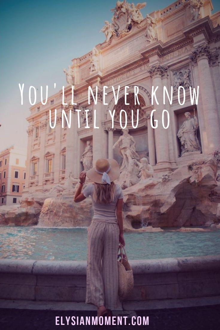 Inspirational travel quotes to explore Europe - Adventoro ...