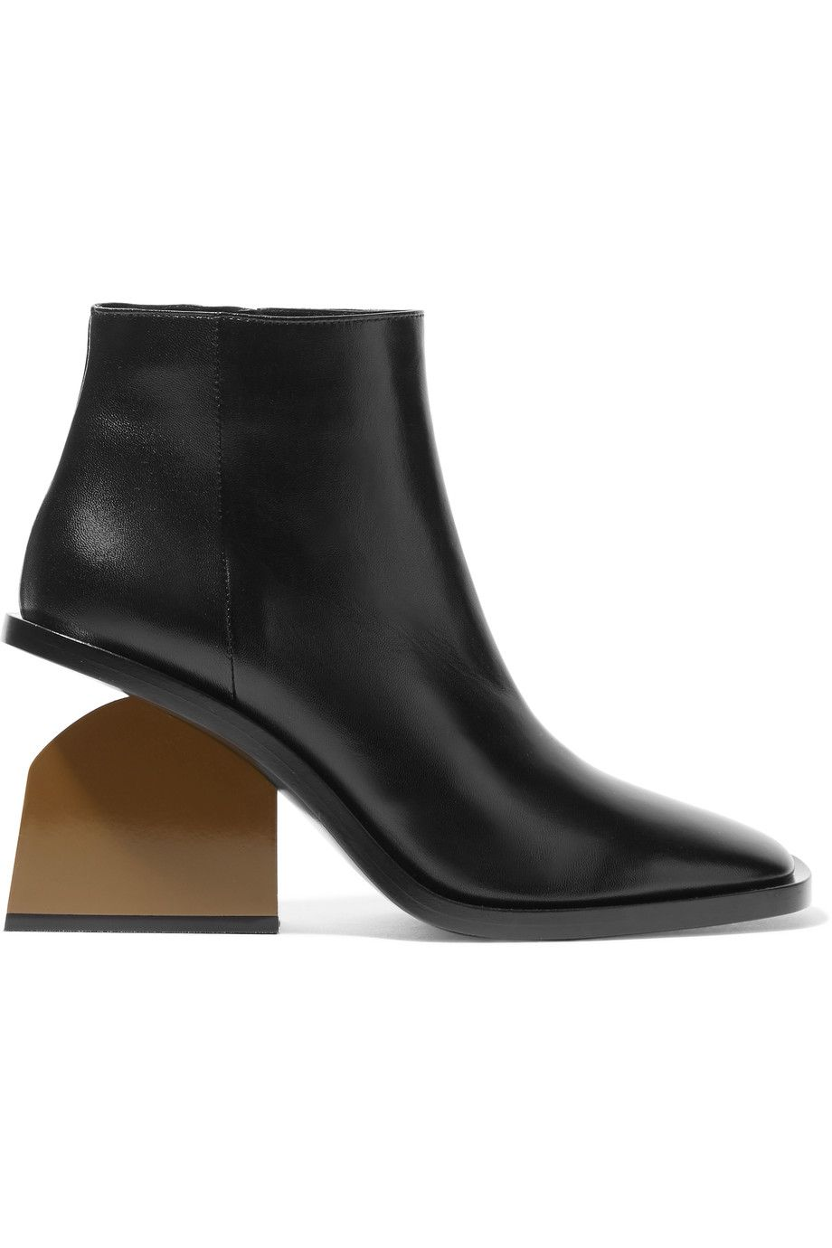 Shop on-sale Marni Leather ankle boots. Browse other discount designer Boots  & more