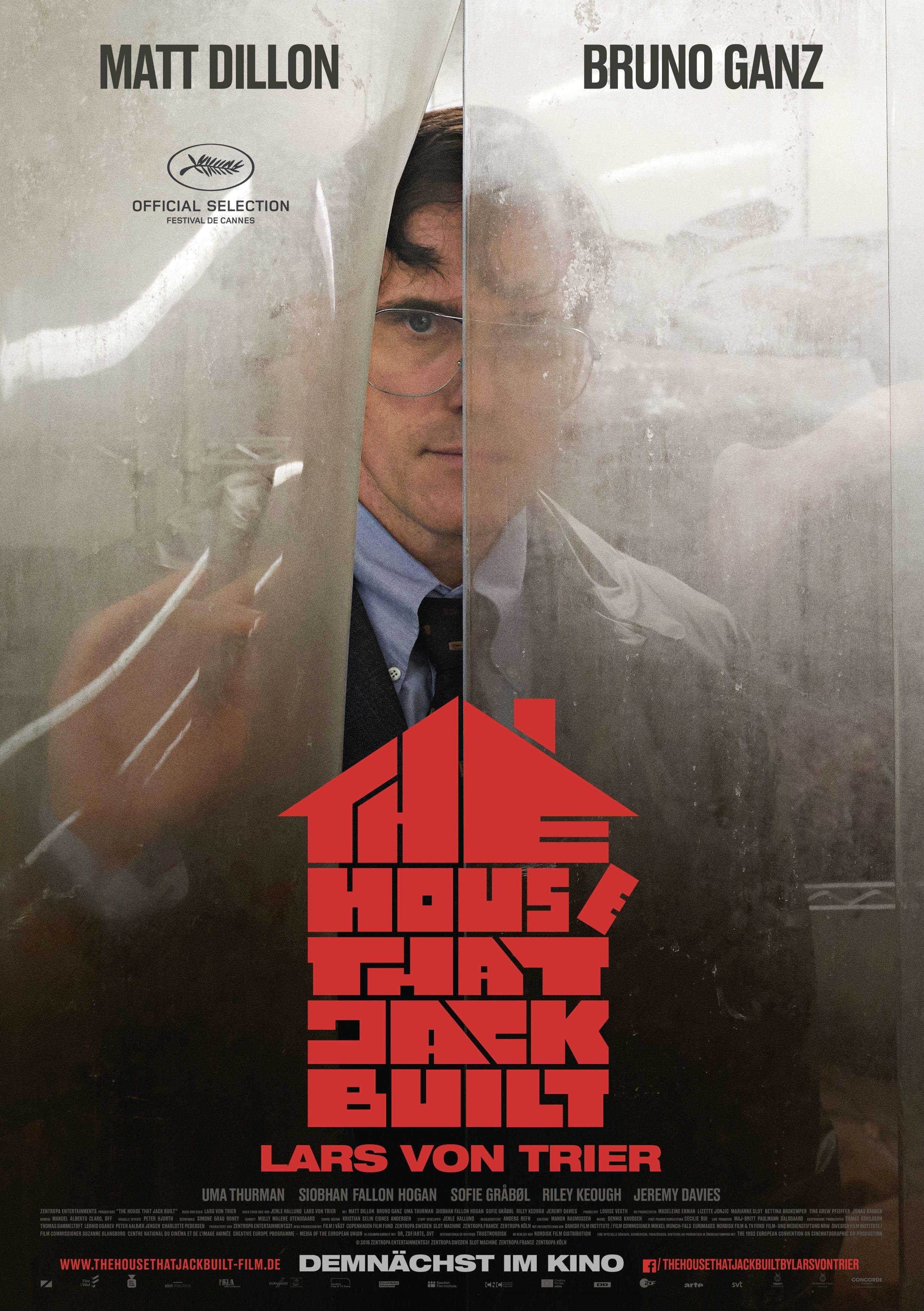 The House That Jack Built 2018 Tv Series Online Movies Lars Von Trier