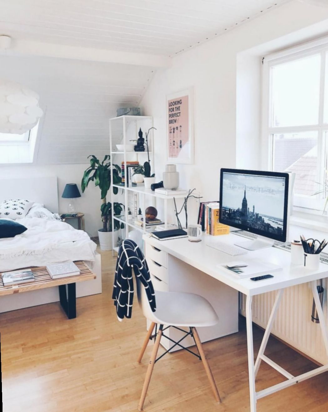 8 Office Desk Decored Cute Small Bedroom Office Home Office Decor Home Bedroom