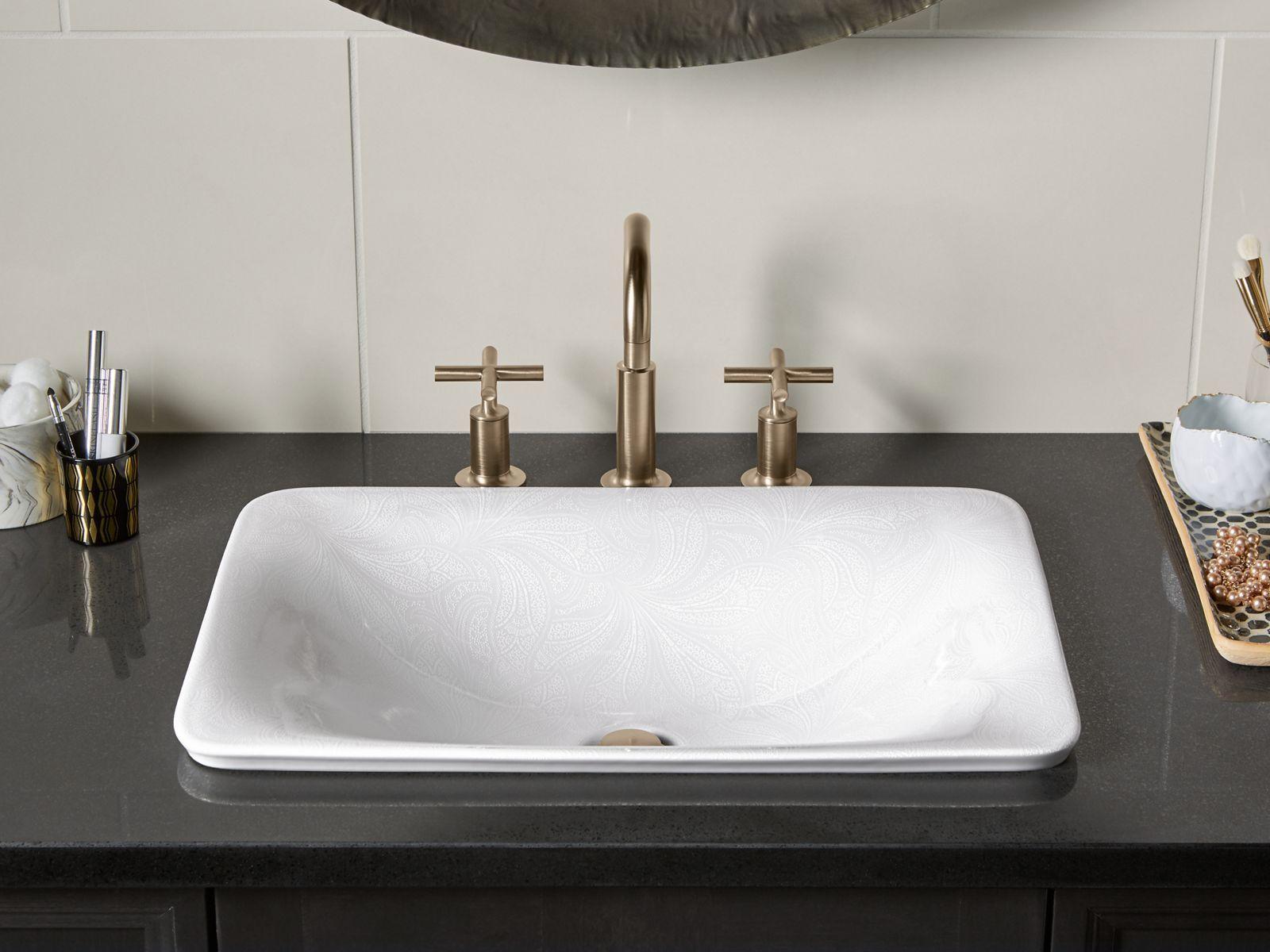 Bathroom Sink Buying Guide Kohler With Images Small Bathroom Sinks Sink Bathroom Sink