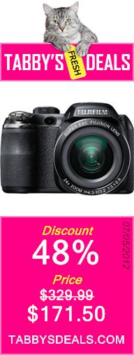 Fujifilm FinePix S4200 Digital Camera $171.50