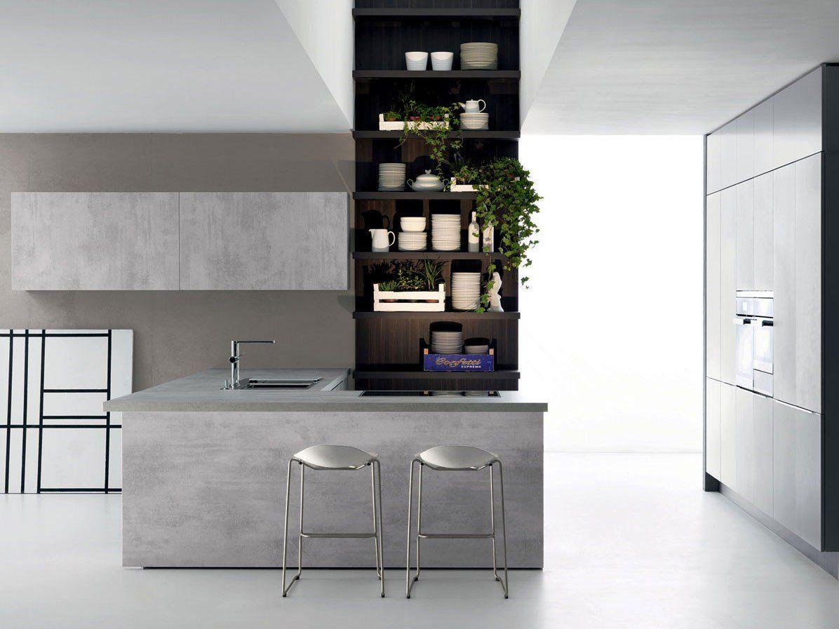 Küchenfront Betonoptik ~ Bildergebnis für küchenfront betonoptik kitchen