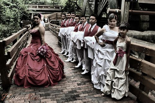 #quinceanera, #quinces, In a Row Eye Catching Fade to Black #oswegoil