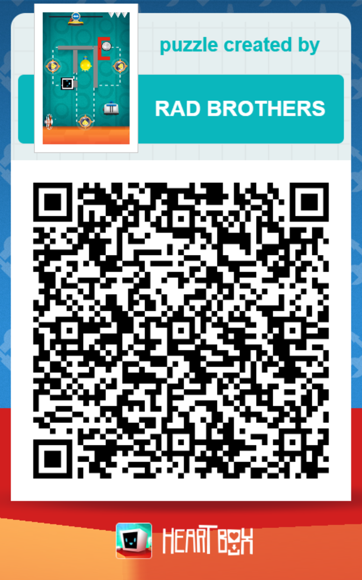 Level №100 for your collection by RAD BROTHERS! ⚠To add