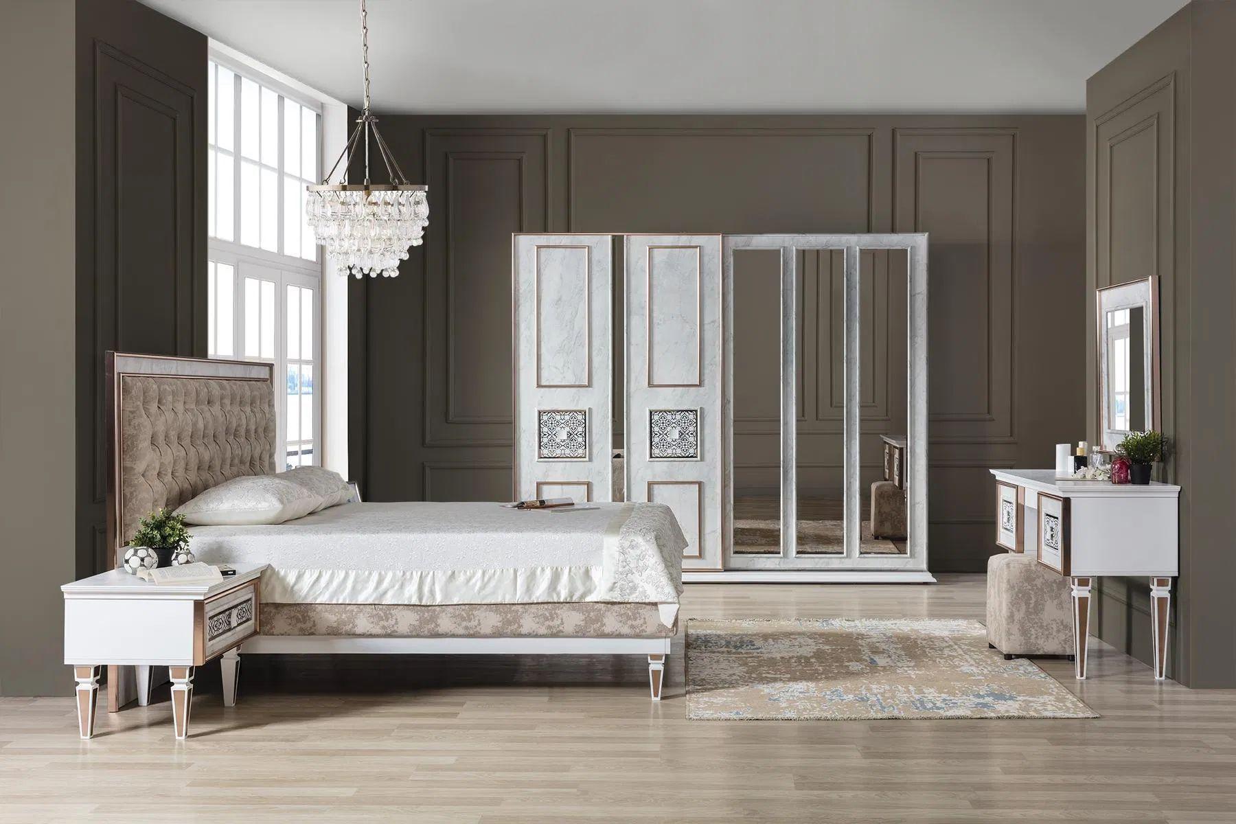 Marble غرفة نوم مودرن 2020 Luxurious Bedrooms Modern Bedroom Room