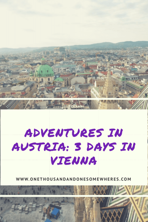 Check out my post about how I spent 3 days in Austria's amazing capital!  Vienna / Austria / Europe / City Break / Student Travel / Solo Female Travel / Weekend Away / Backpacking / Year Abroad / Erasmus