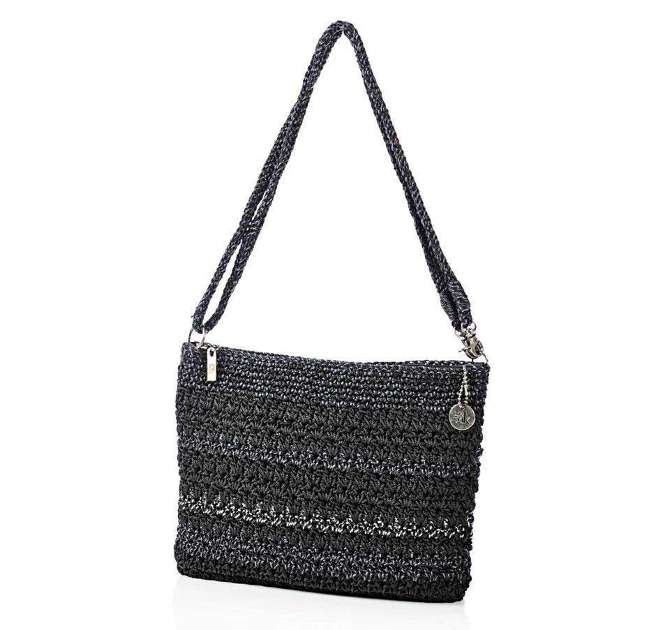 Buy The Sak Crochet Shoulder Bag, The SAK Handbags and Shoulder ...