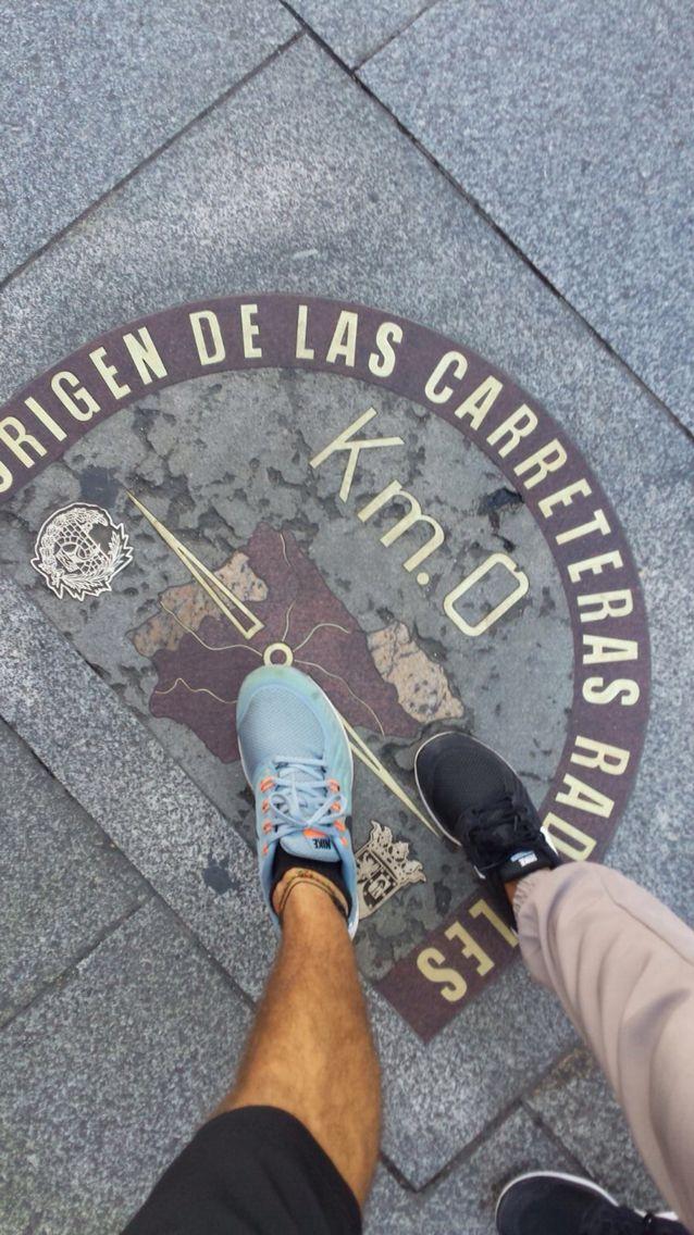 Km.0, Madrid, Spain