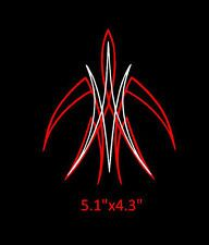 Pinstripe Pinstriping Custom Motorcycle Vinyl Decal Hot Rod - Vinyl pinstripes for motorcycles