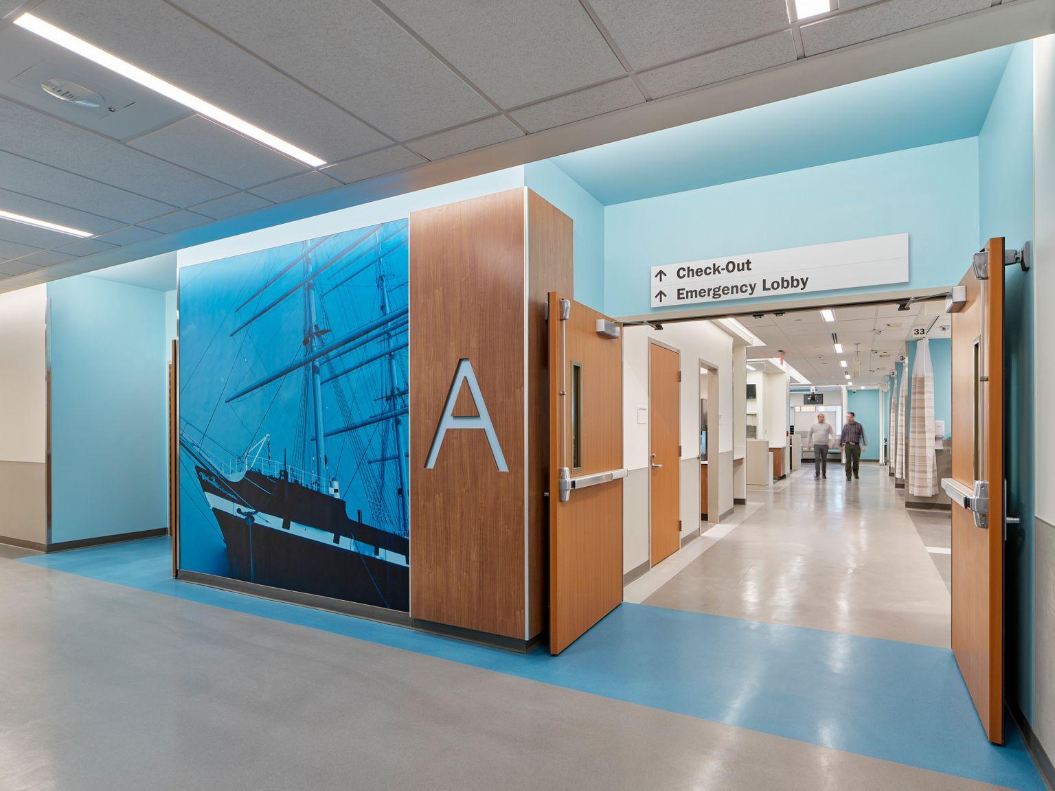 Main Line Health Lankenau Medical Center Emergency