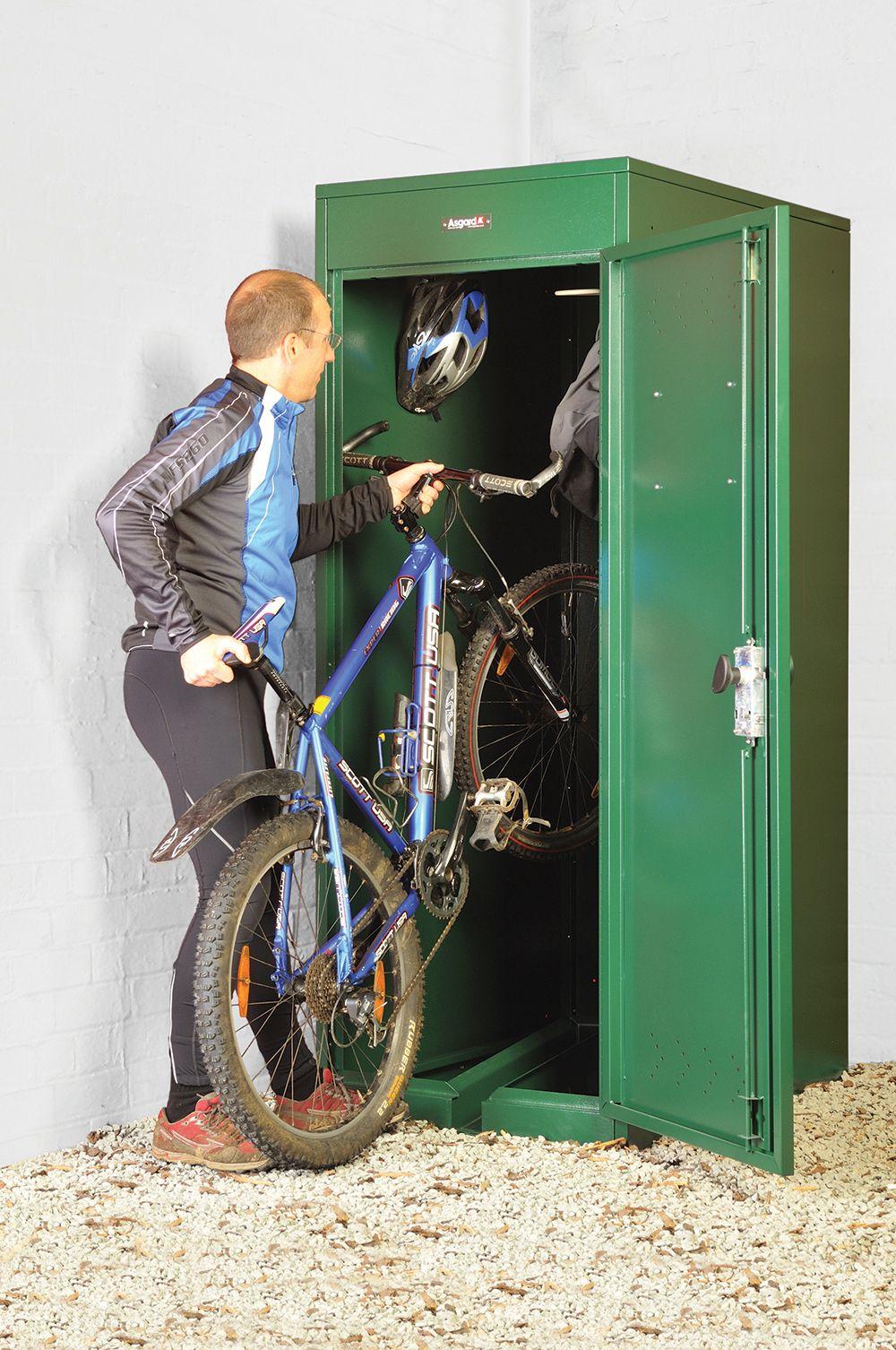 Bike Locker Vertical Vertical Bike Bike Shed
