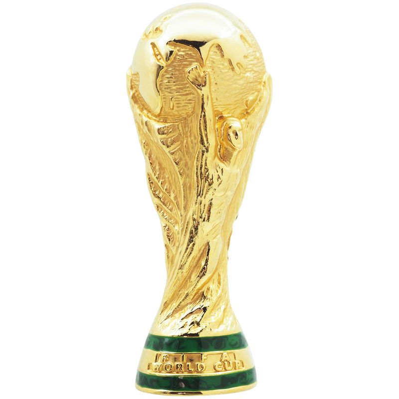 Fifa World Cup Miniature Trophy Replica Paper Weight World Cup Fifa World Cup World Cup Trophy