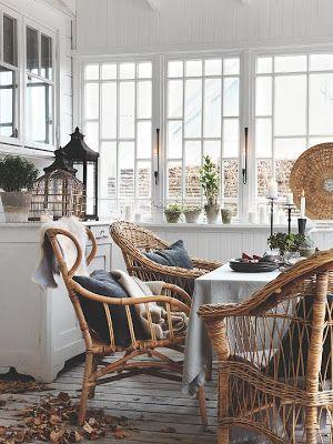 La firma sueca lanzan nuevos muebles, ideales para el otoño #Affari #estilonordico #decoración #muebles