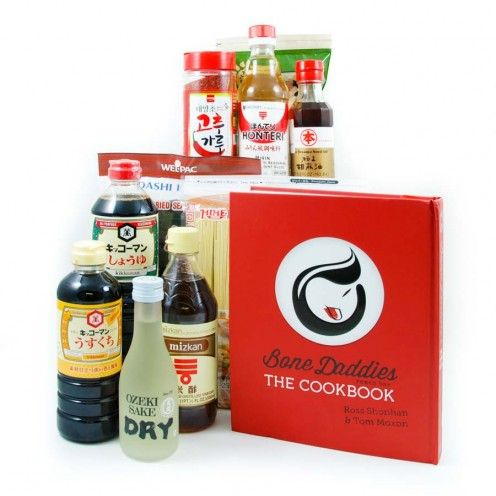 Bone Daddies Ramen Cooking Set - £65, Sous Chef