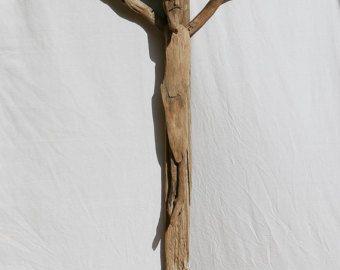 Driftwood Crucifix