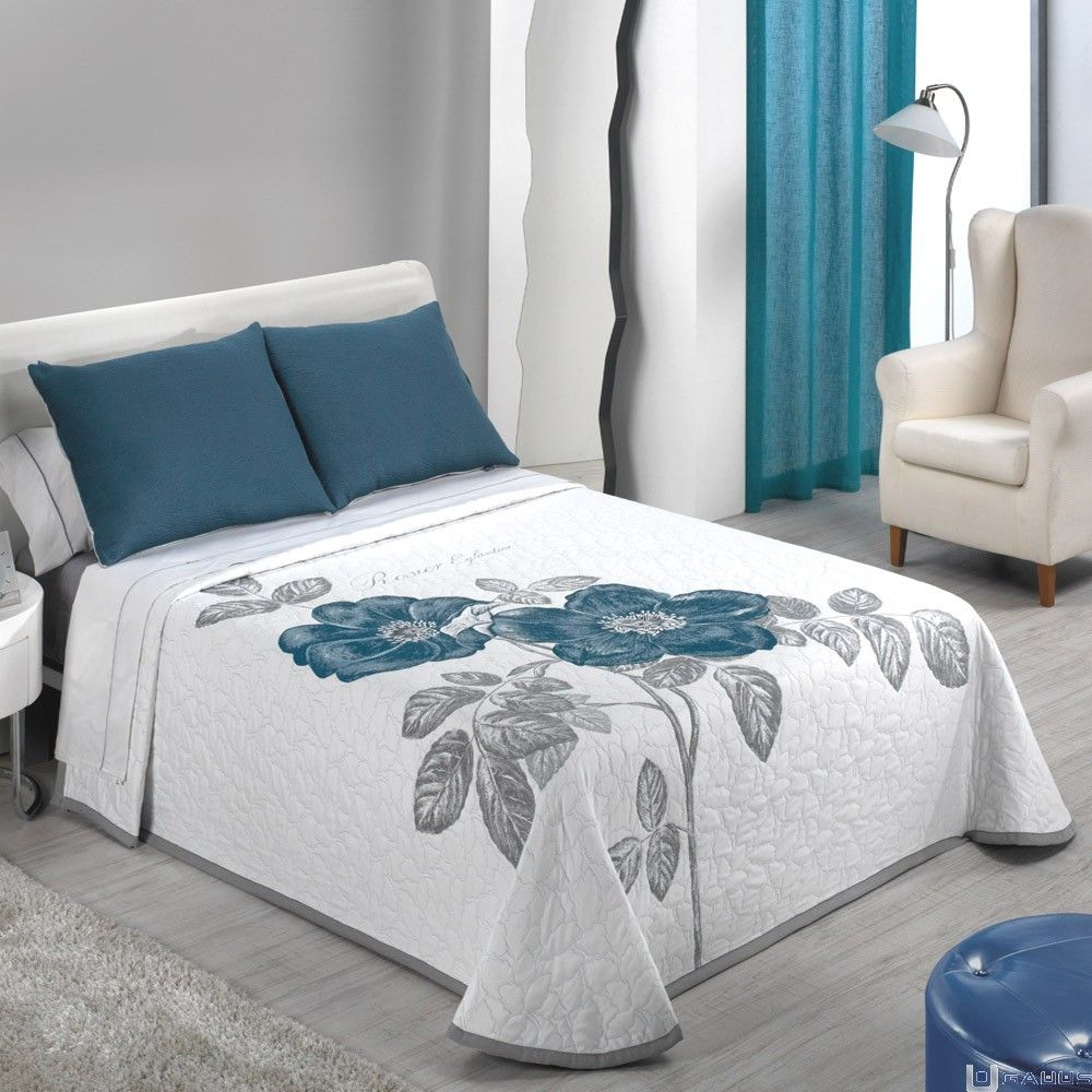 Colcha de cama rose ca ete colchas estampadas colchas de matrimonio gauus colchas para - Colchas para sofas baratas ...