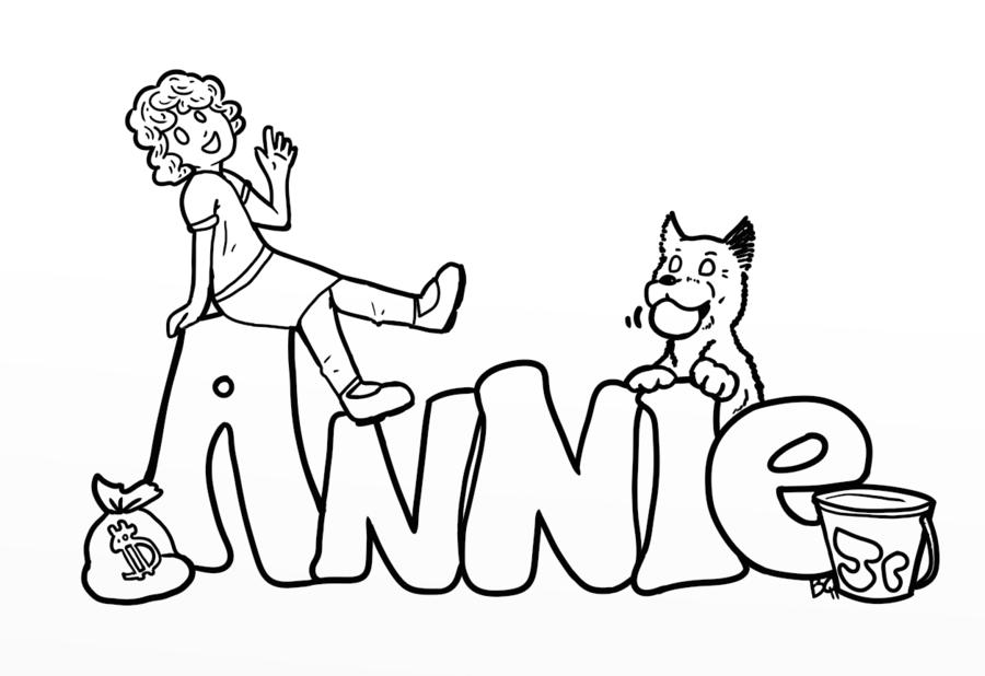 Annie Annie Film Wikipedia The Free Encyclopedia Annie Party