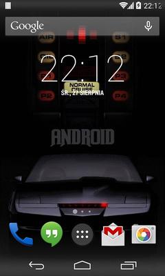Kitt Knight Rider Car Live Wallpaper Download