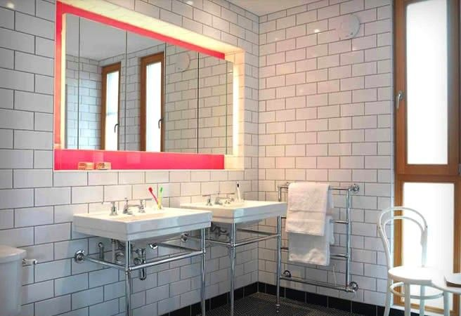 Remodeling 101 How To Install Flattering Lighting In The Bathroom