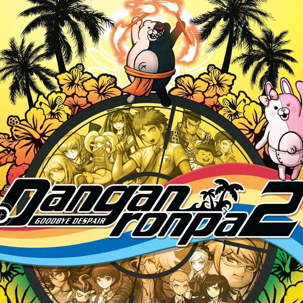 Danganronpa 2 goodbye despair jual game