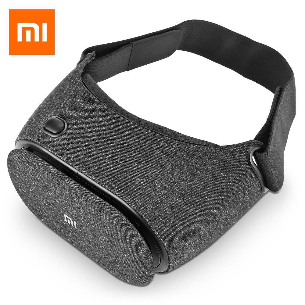 Original Xiaomi Play2 3d 360 Degree Virtual Reality Vr Helmet Glasses For Phones Xiaomi Vr Helmet Vr Headset Virtual Reality Glasses