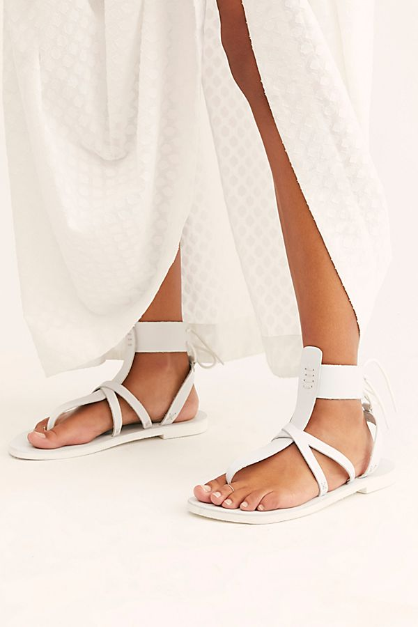 Vacation Day Wrap Sandal | Free People