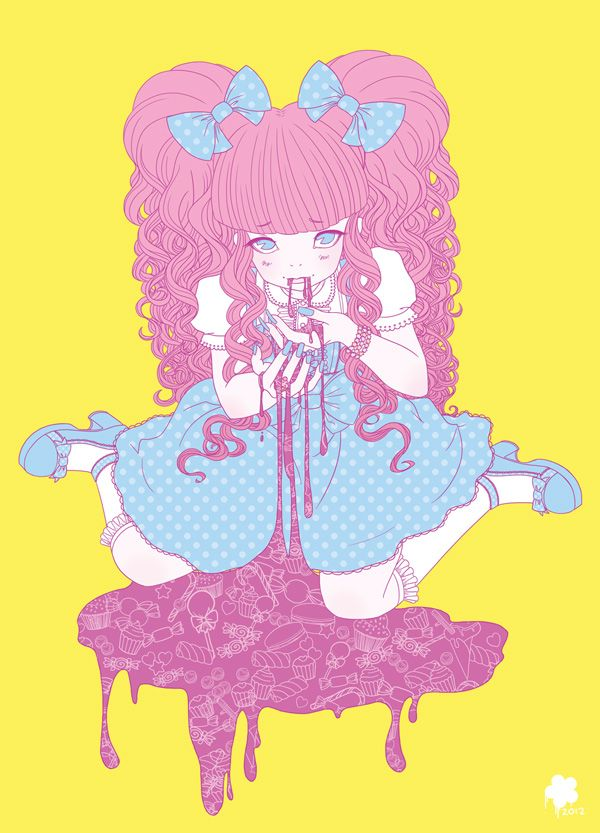 SWEET:SICK by wyldflowa deviantart com on @deviantART | Art