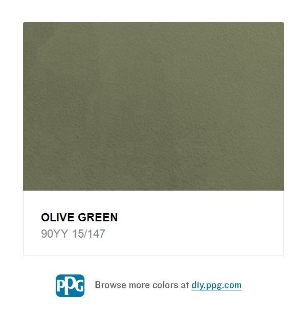 olive green 90yy 15 147 sage green paint color sage on paint colors for professional office id=13924
