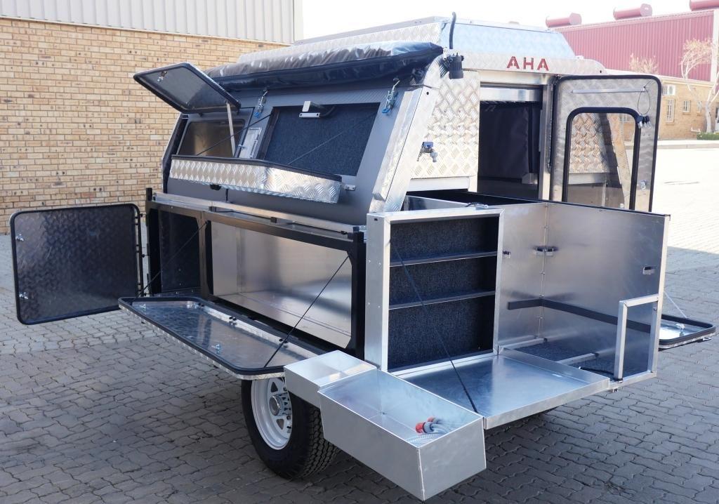 AHA 45 Trailer u2013 AHA & AHA 45 Trailer u2013 AHA | Pop up camper | Pinterest | Camping cabins