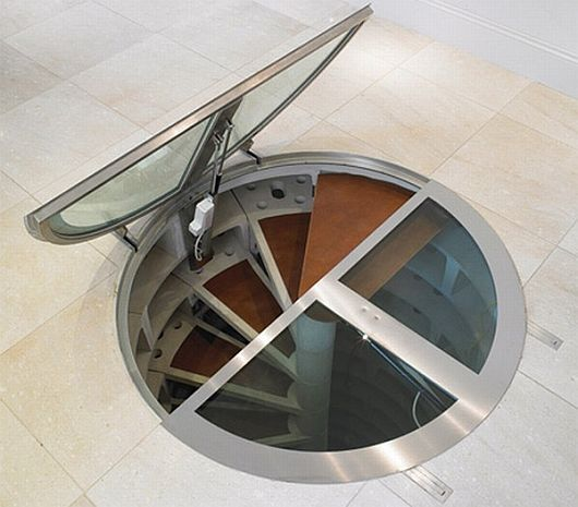 Indoor Spiral Wine Cellar For Your Wine Collection Spiral Wine