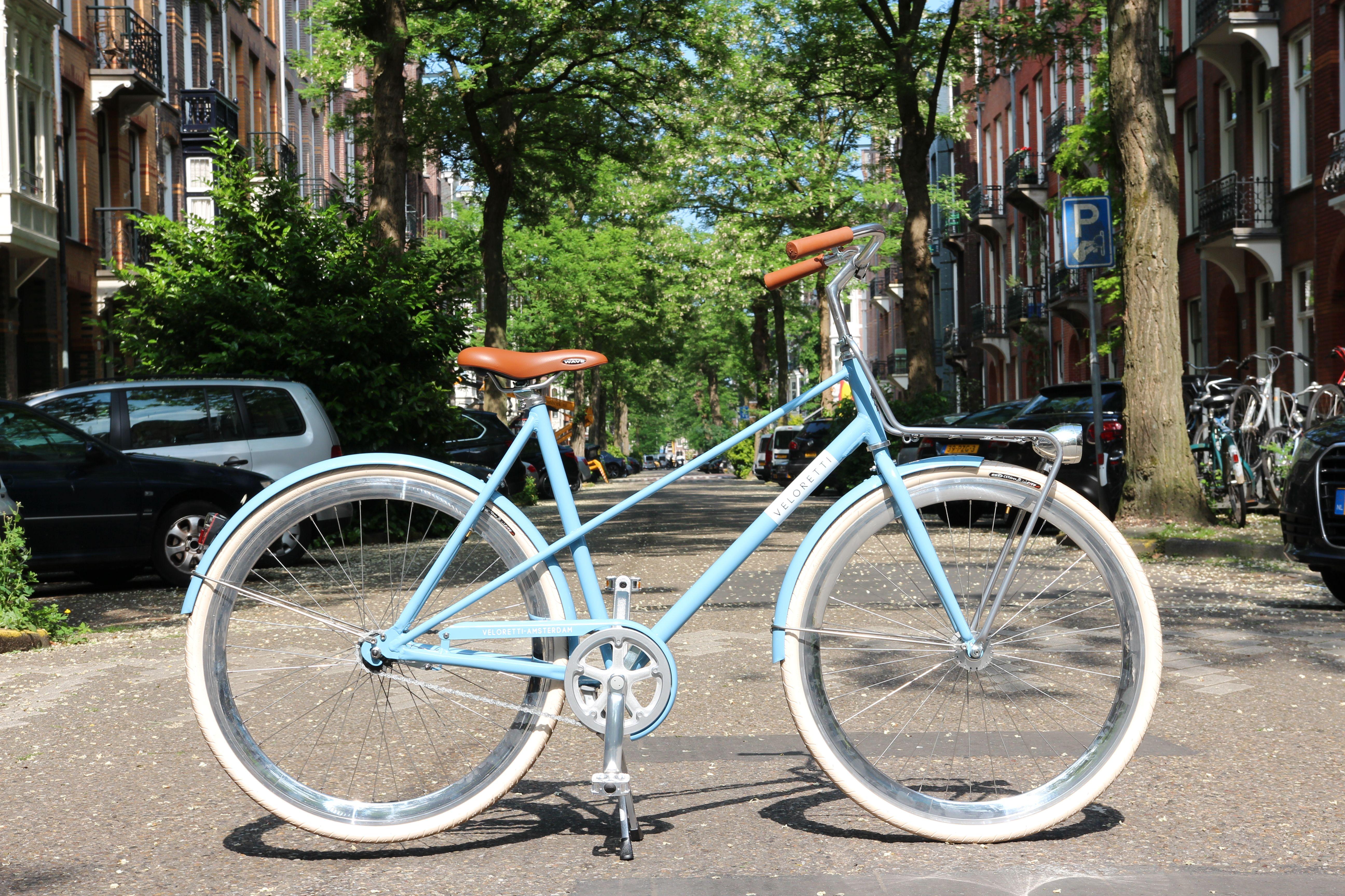 Amsterdam Bicycles Veloretti Velorettiamsterdam Design Bike