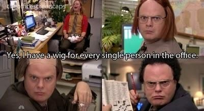 Dwight Wigs Images - Reverse Search