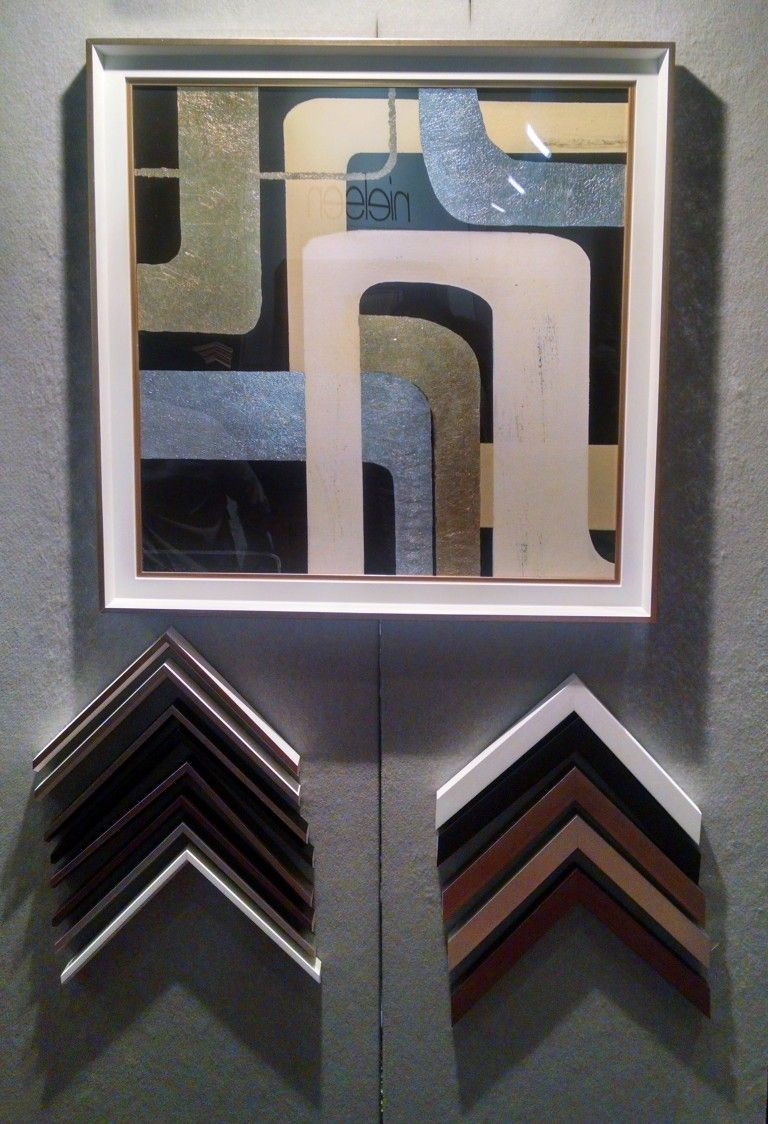 View images of our work including picture framing, fine art framing ...