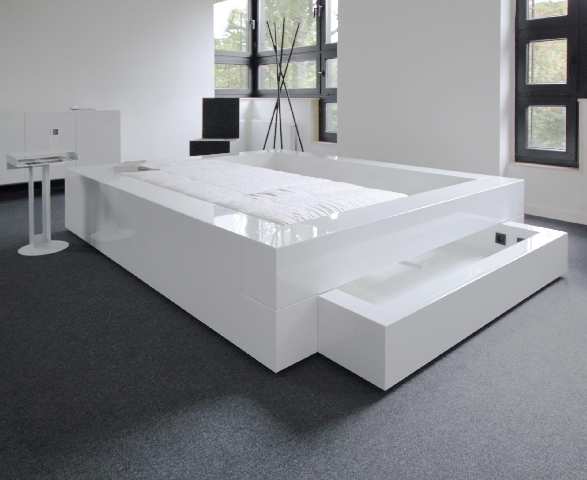 Bett Mit Bettkasten 200 200 Lovely Bett Somnium Mit Bettkasten Design Bett Von Rechteck Di 2020