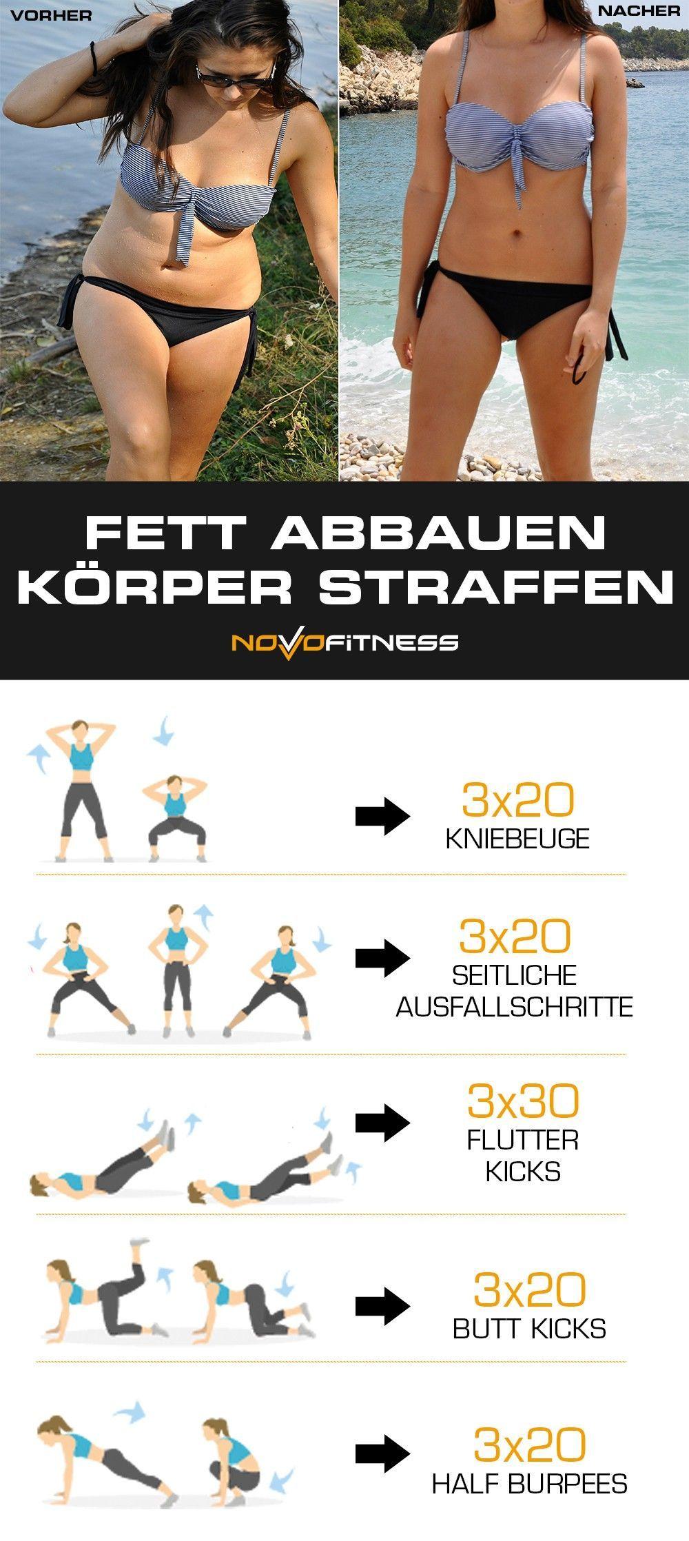 Fett abbauen und den Körper straffen #my-blog #und #fitness-photoshoot #fitness-logo #fitness-pictur...