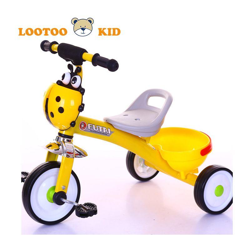 New Design Three Wheel Kid Bicycle Wholesale Toddler Trikes For