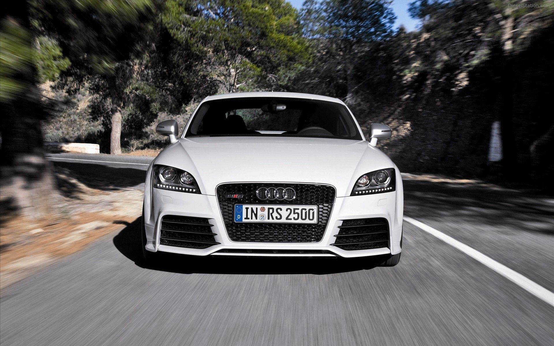 2010 Audi Tt Rs Coupe Wallpapers 2010 Audi Tt Rs Coupe Widescreen