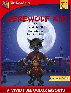 Werewolf Kid Children S Kindle Book Free Download 8 23 13 Free Childrens Book Children S Picture Books Werewolf