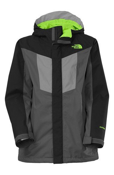 The North Face 'Vortex' TriClimate® 3-in-1 Jacket (Little Boys)